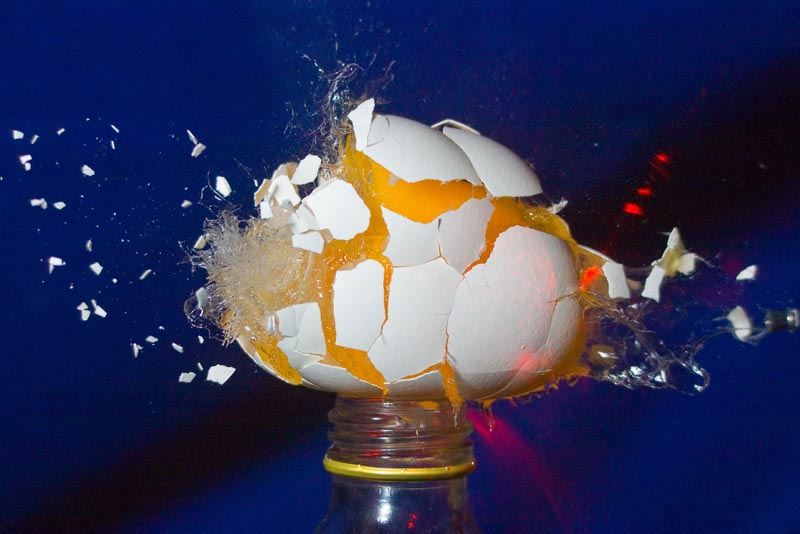 Image result for eggs in microwave explode